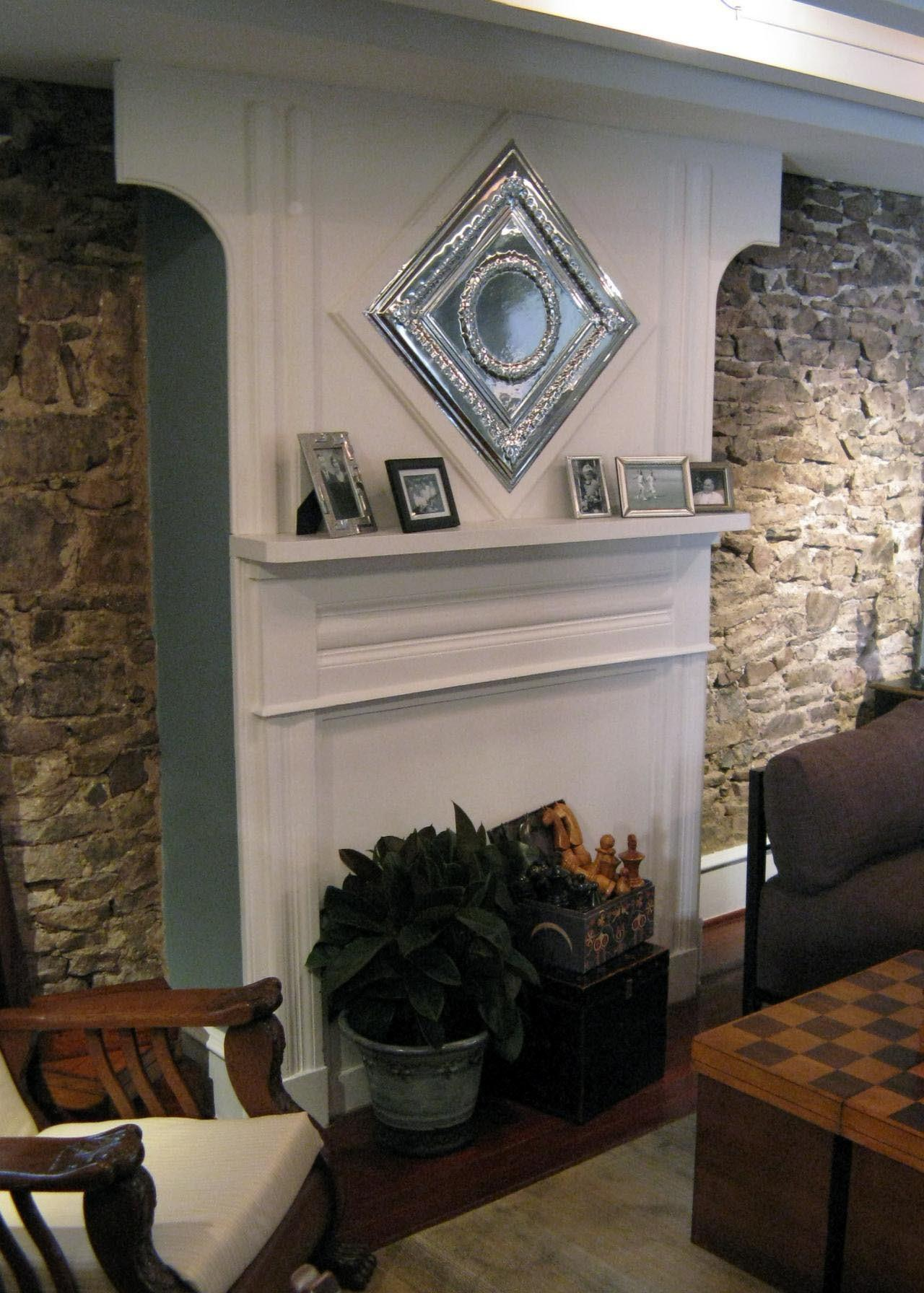Diy Fireplace Mantel Realize Your Dream