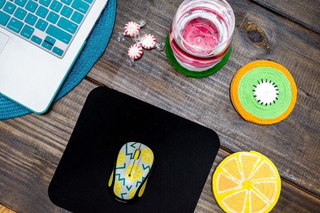 Diy Fruit Rope Coasters Little Craft Your Day