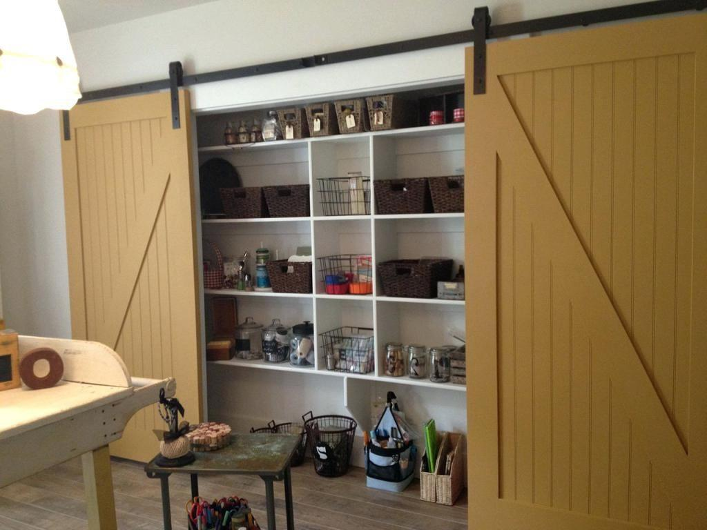 Diy Garage Cabinets Sliding Doors Ideas Decoratorist 200169