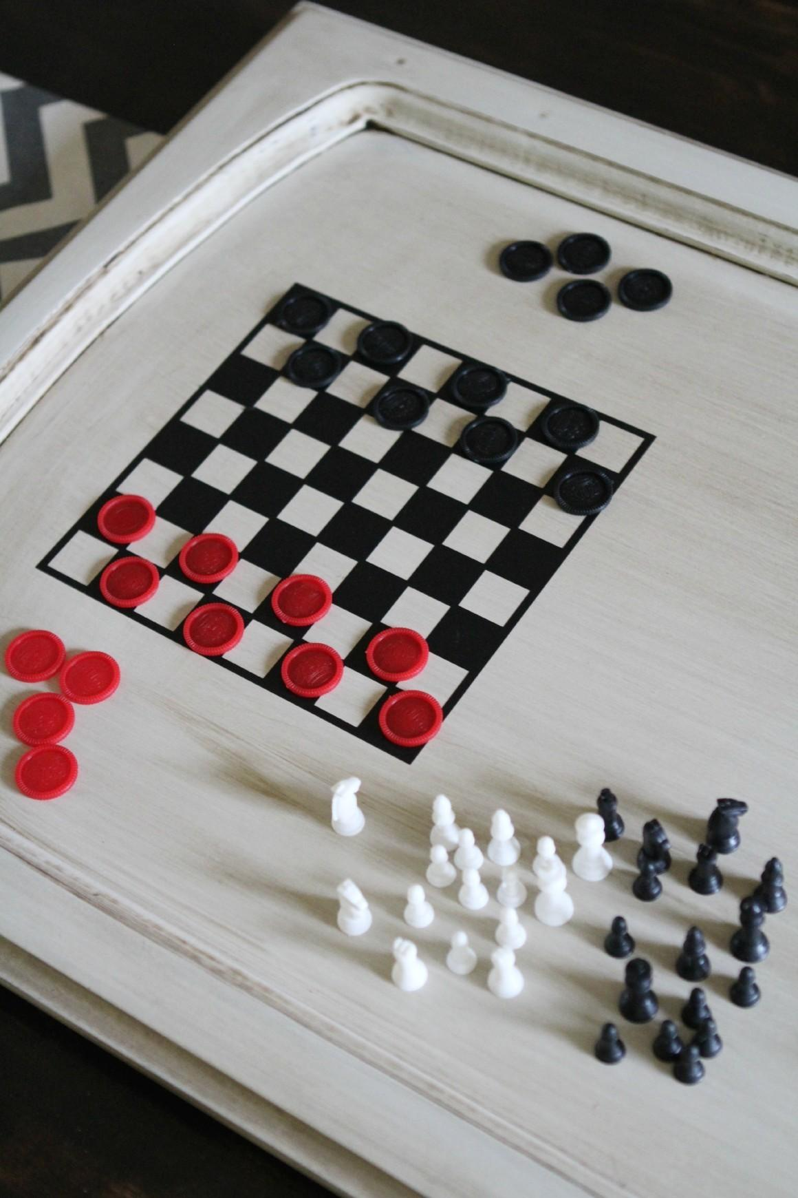 Diy Gift Idea Make Your Own Board Game Upcycled