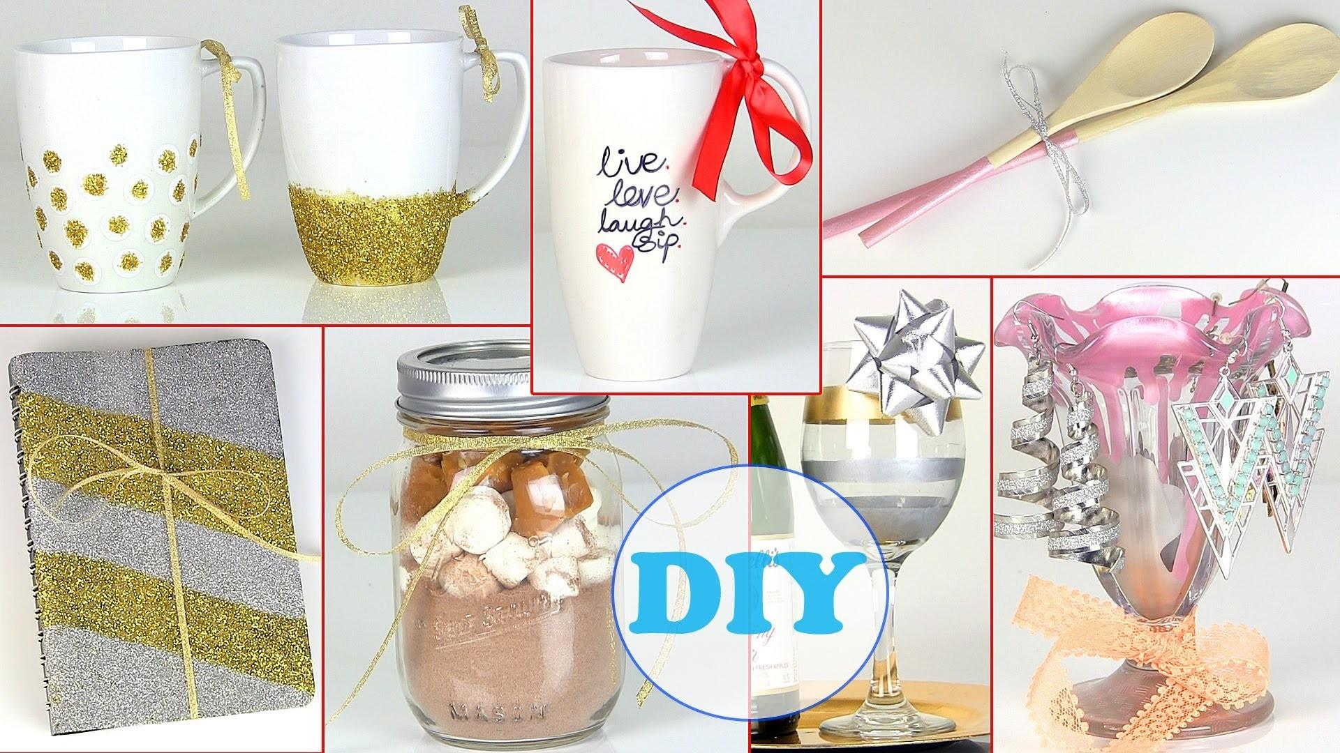 Diy Gift Ideas Last Minute Holiday