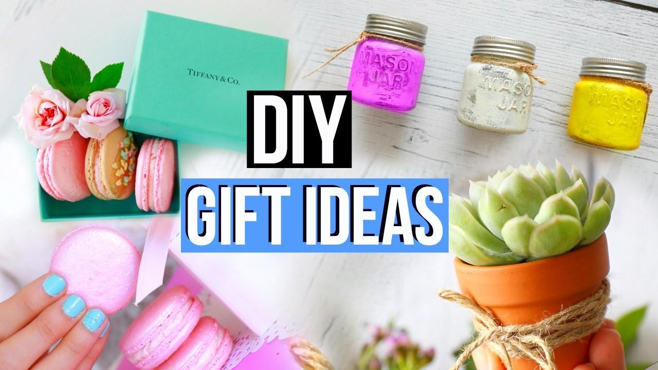 Diy Gift Ideas Party Favors Buzzfeed Inspired