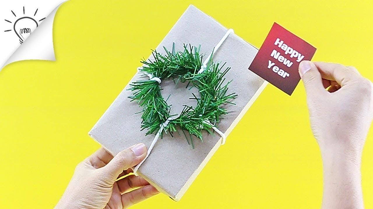 Diy Gift Wrapping Ideas Video