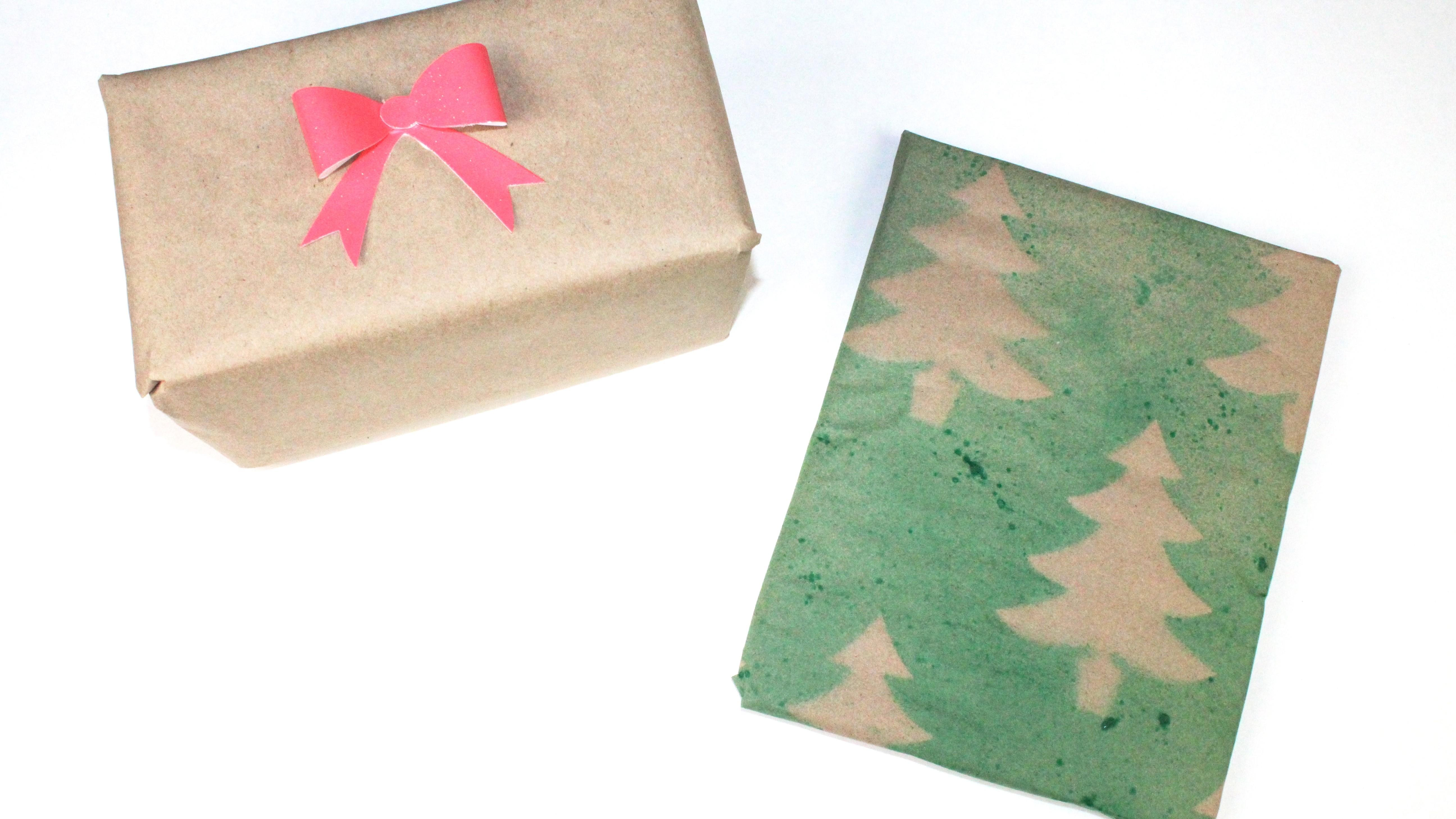 Diy Gift Wrapping Sizzix Teen Craft Little