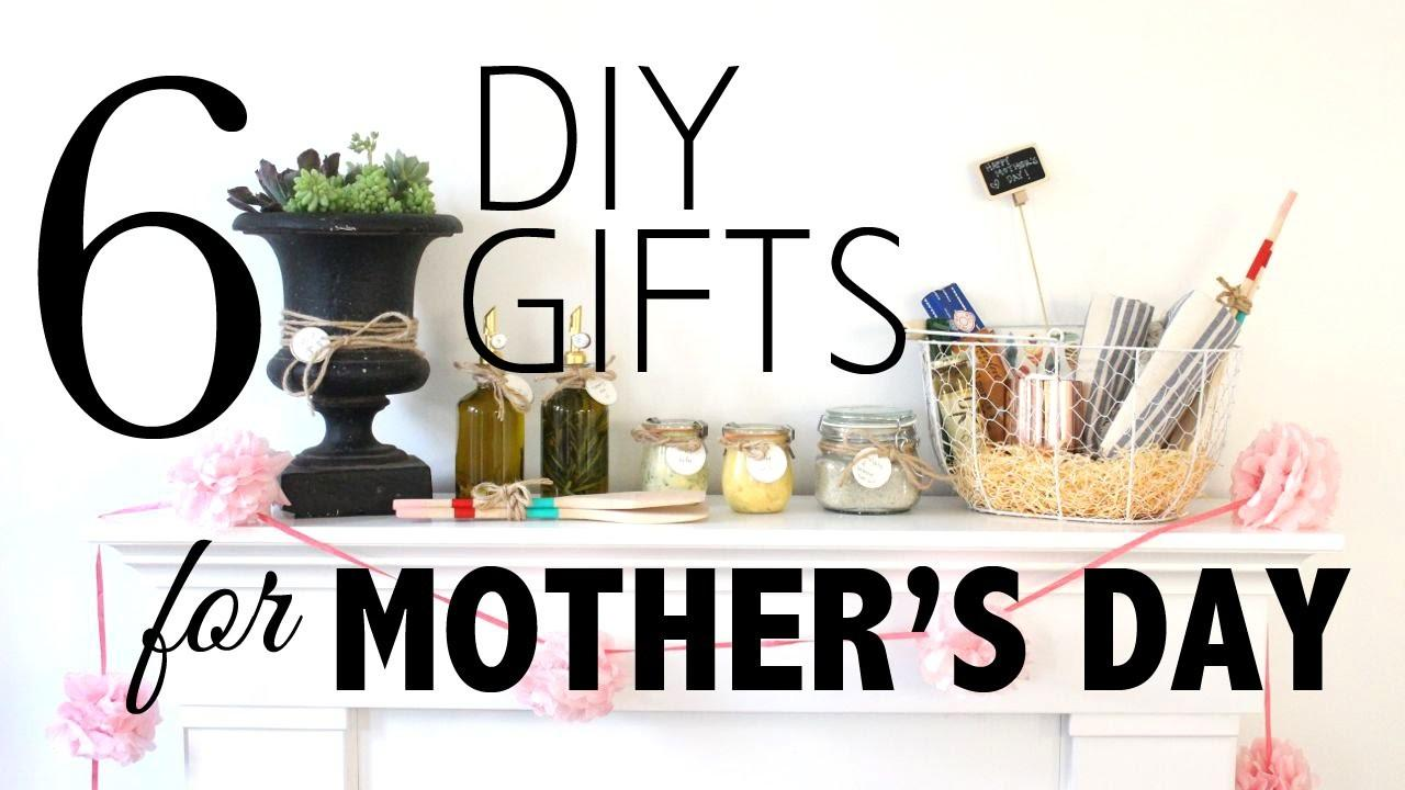 Diy Gifts Mother Day