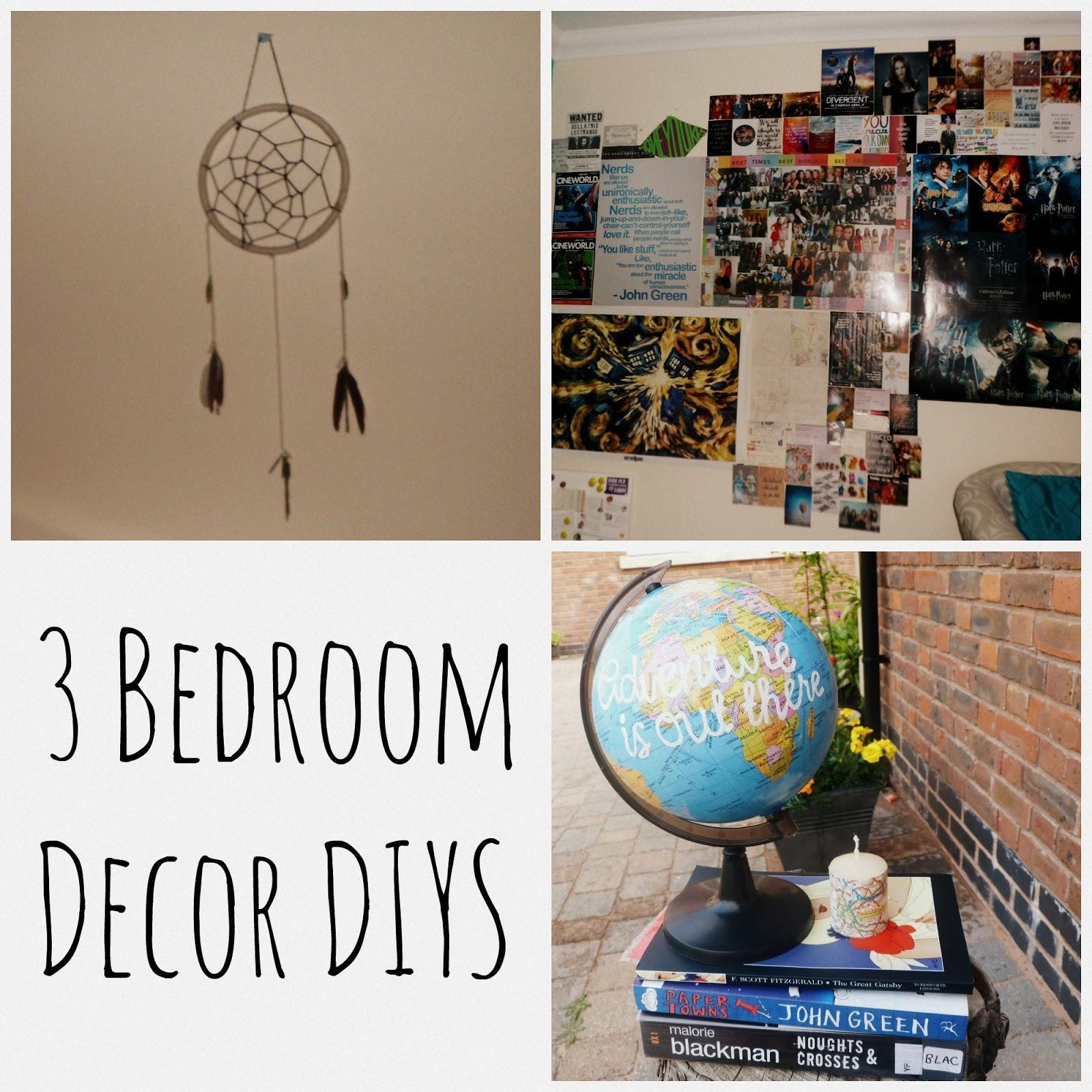 Diy Girly Room Decor Ideas Makeitinmay