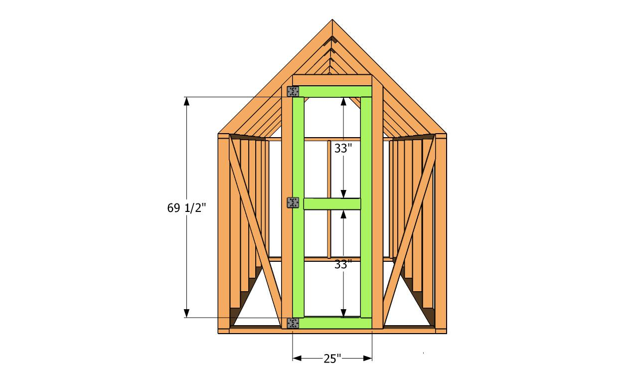 Diy Greenhouse Plans Garden Build