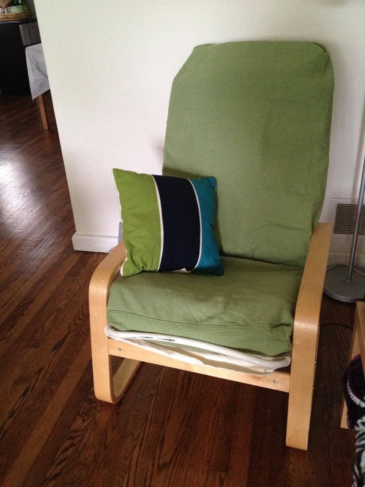 Diy Hack Poang Chair Cover