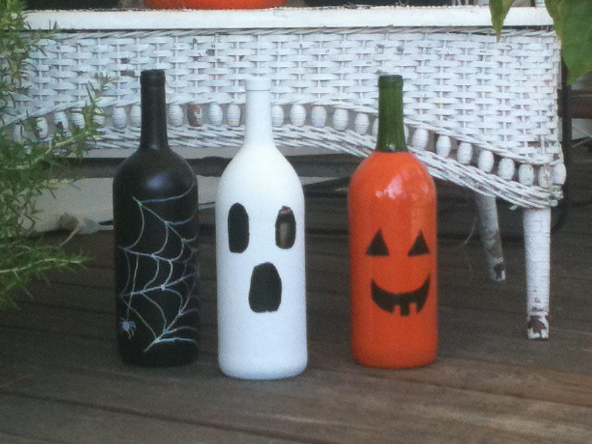 Diy Halloween Decorations Our Front Porch Swing