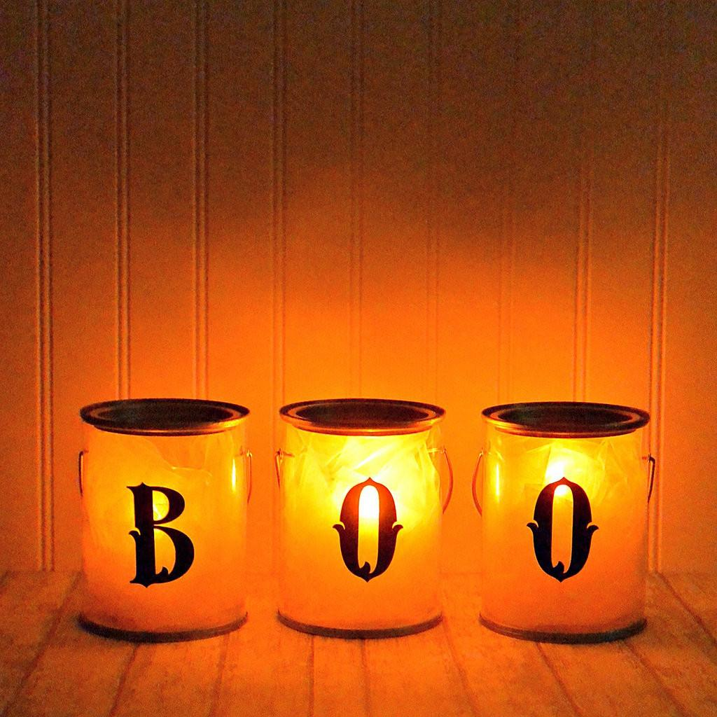 Diy Halloween Luminaries Three Different Directions