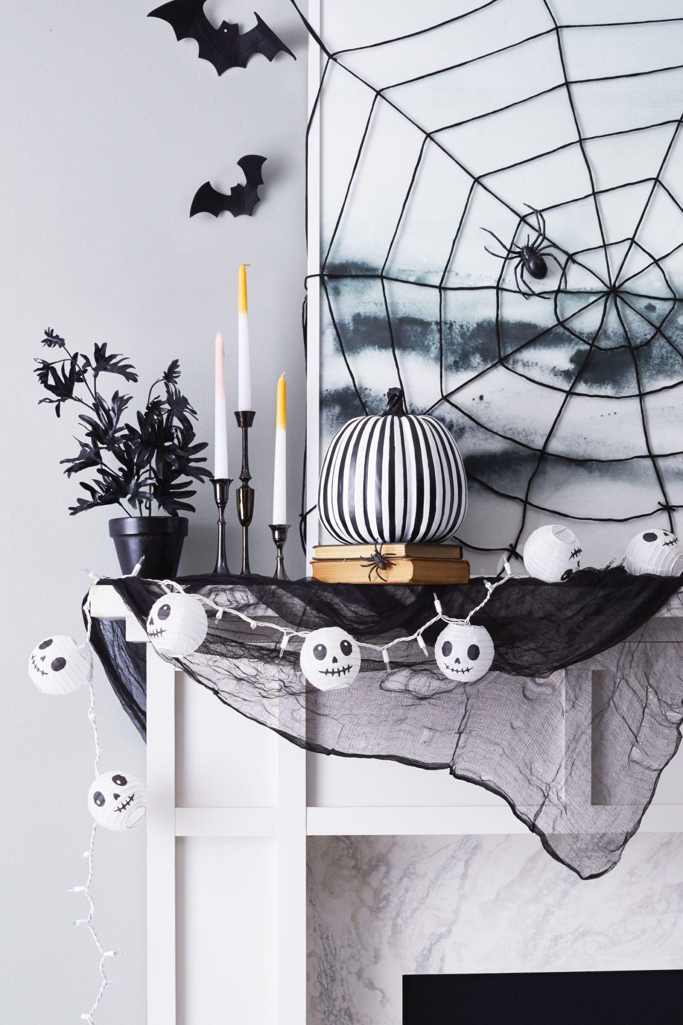 Diy Halloween Party Decoration Ideas Neat Cozy Home