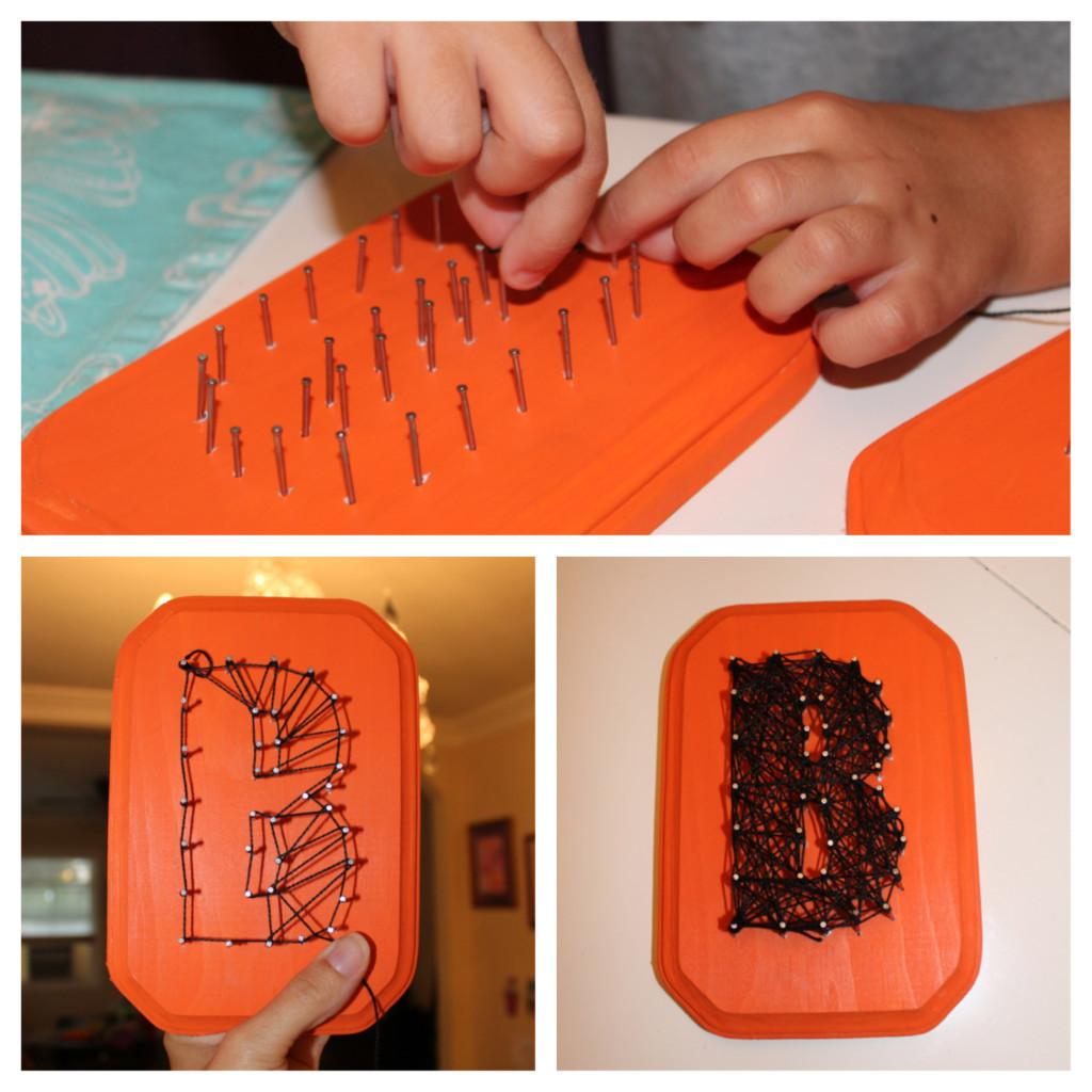 Diy Halloween String Art Boo Simply Being Mommy