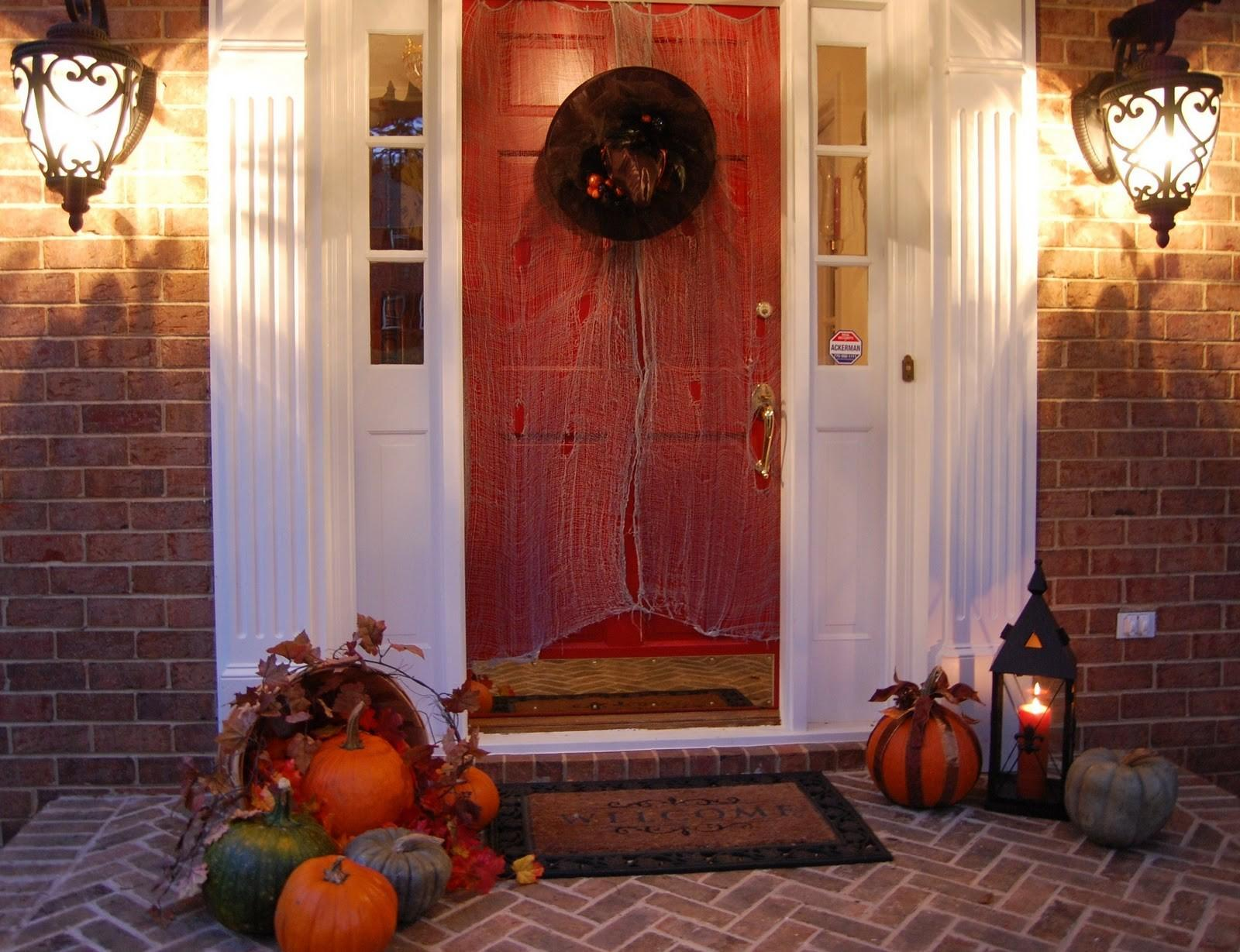 Diy Halloween Thanksgiving Decoration Ideas Affordable