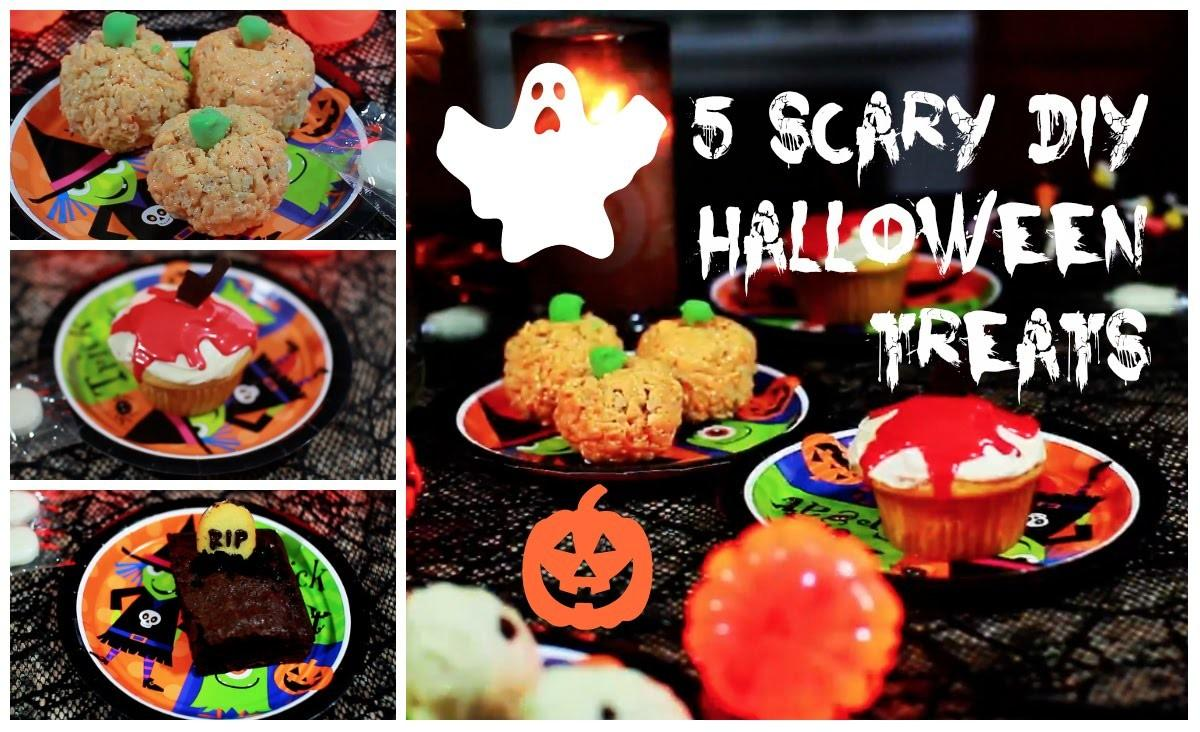 Diy Halloween Treats Super Fast Easy Perfect