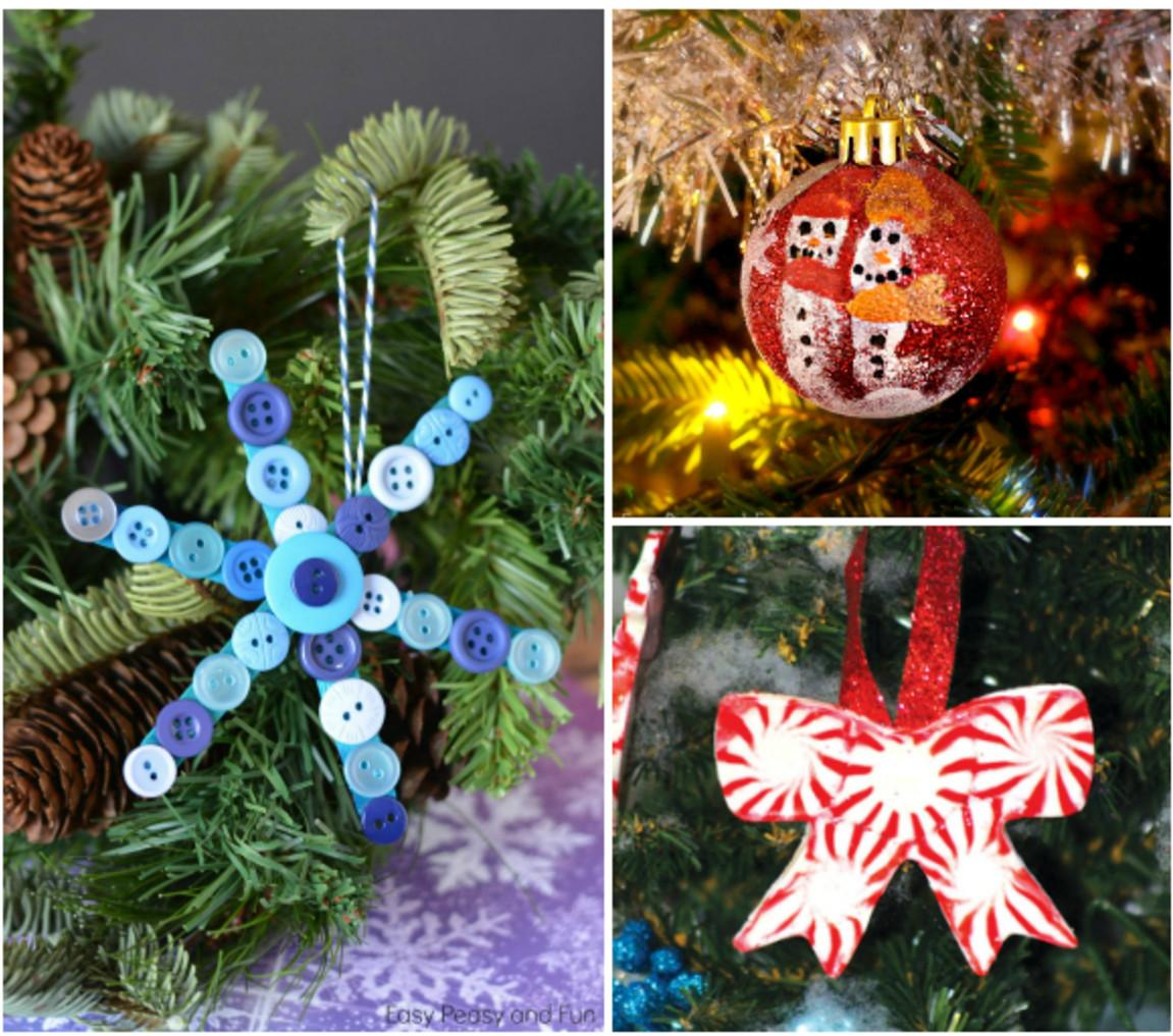 Diy Handmade Christmas Ornaments