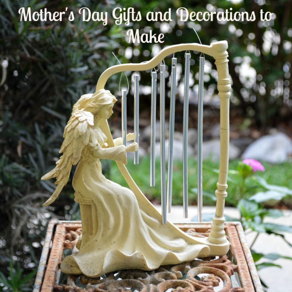 Diy Handmade Mother Day Gifts Decorations Make
