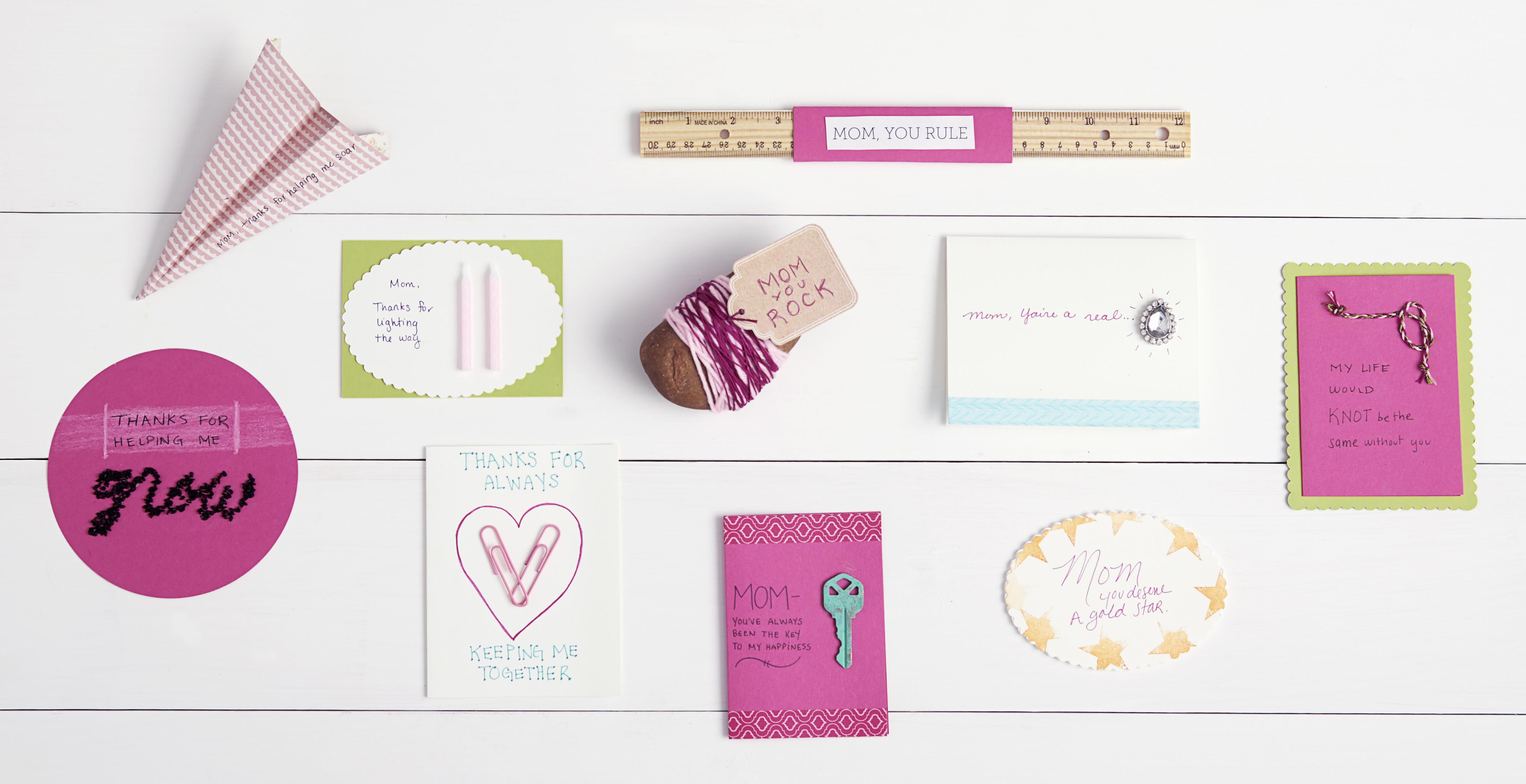 Diy Heartfelt Mother Day Cards Shari Berries Blog