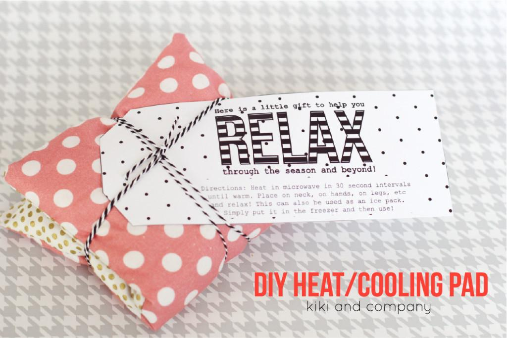 Diy Heating Cooling Pad Kiki Company Perfect