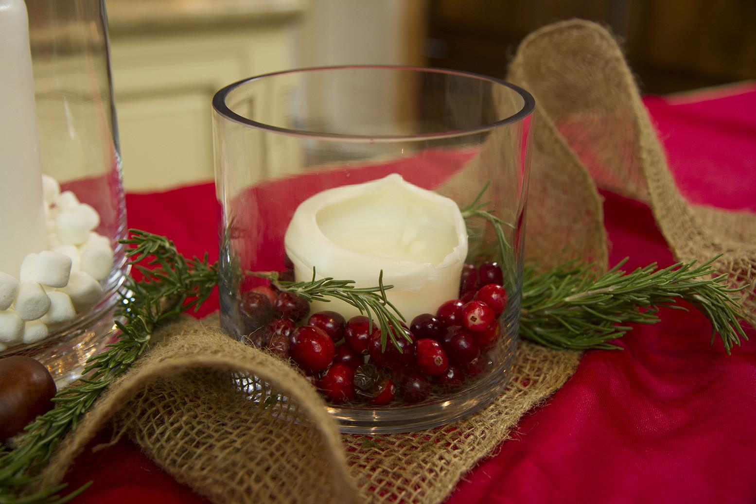Diy Holiday Candle Decorations Modernmom