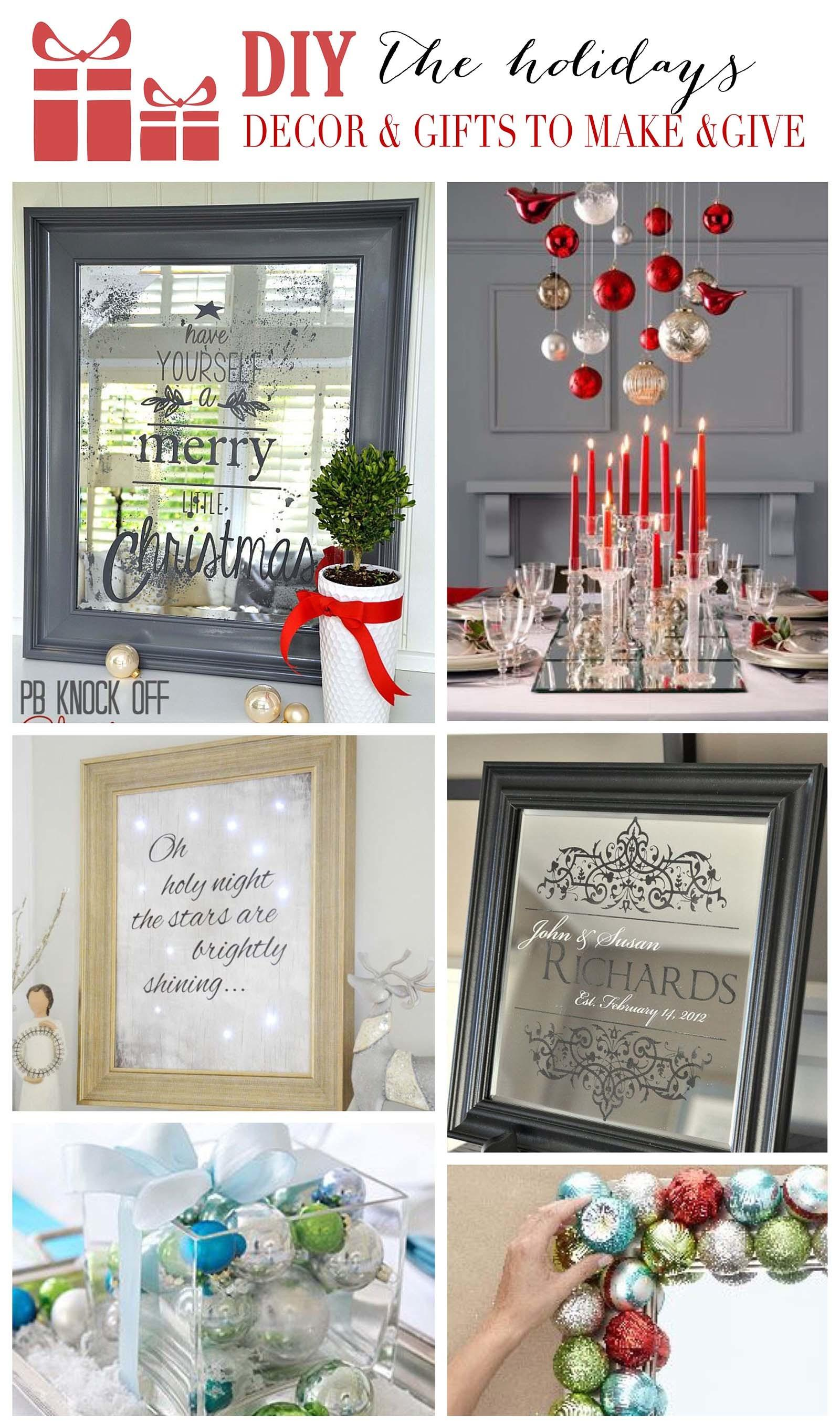 Diy Holiday Projects