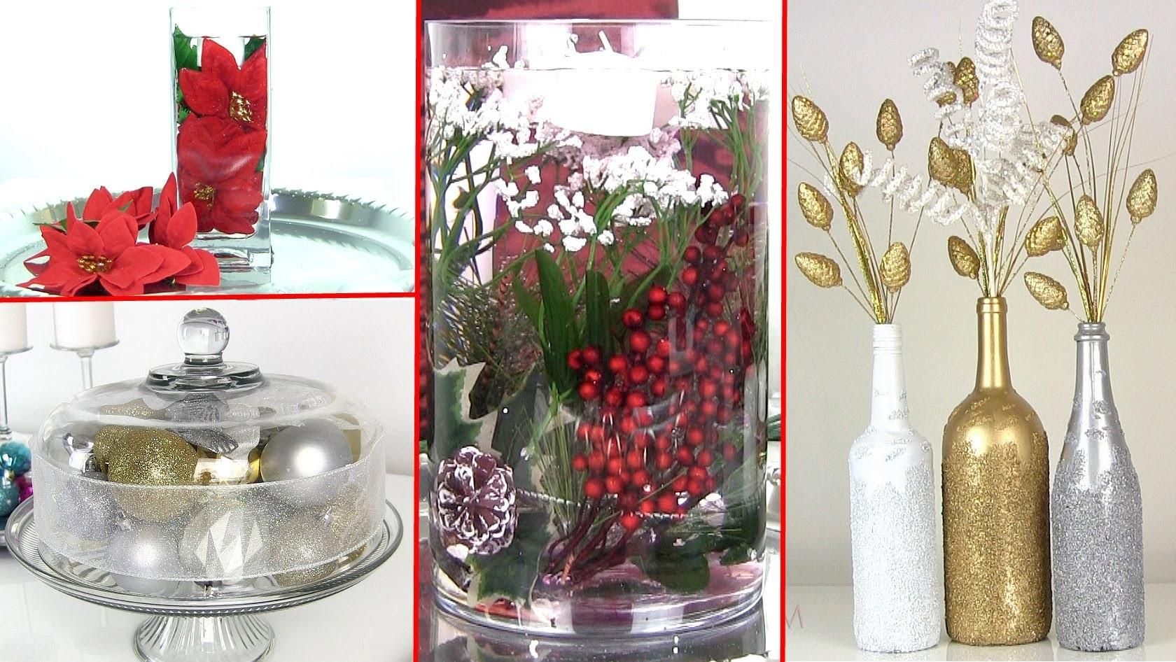 Diy Holiday Room Decorations Gift Ideas Winter