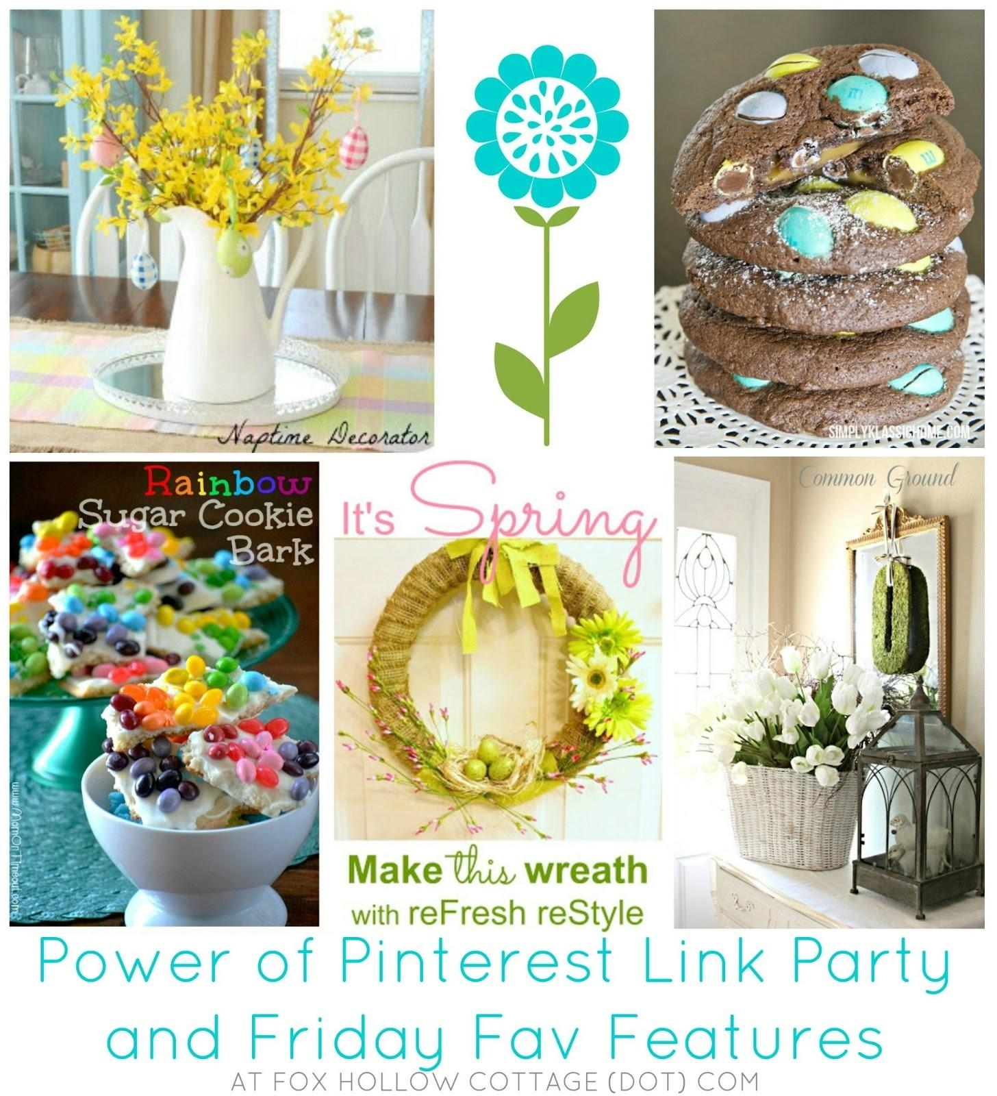 Diy Home Crafts Power Link Party