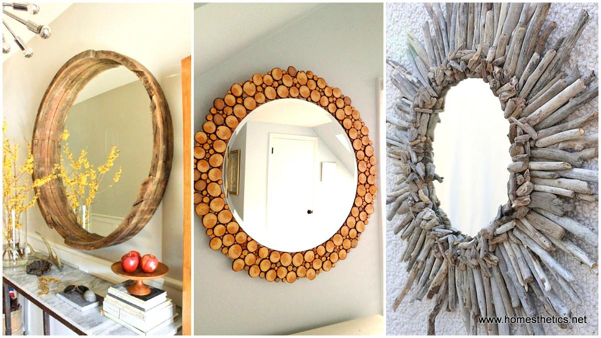 Cool Diy Mirrors Design Projects That Abound With Elegance Warmth Trends For 2020 In Pictures Decoratorist