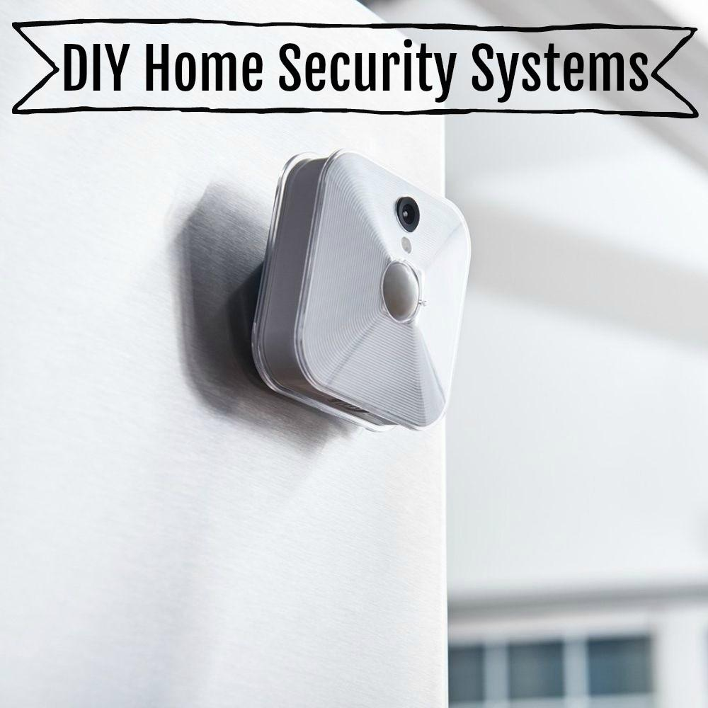 Diy Home Security Systems Safety Peace Mind