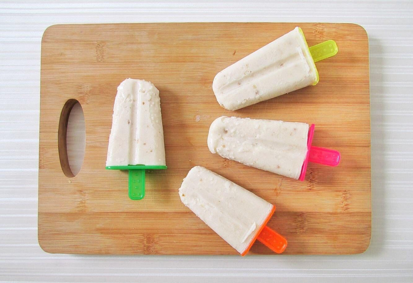 Diy Homemade Coconut Popsicles