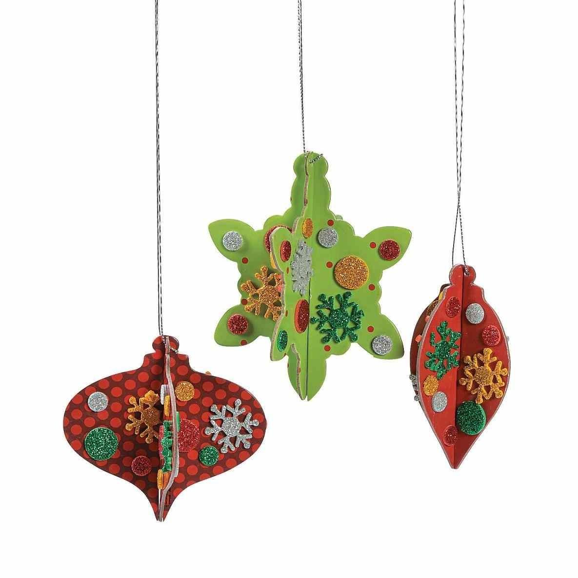 Diy Homemade Gifts Presents Christmas Ornament Craft