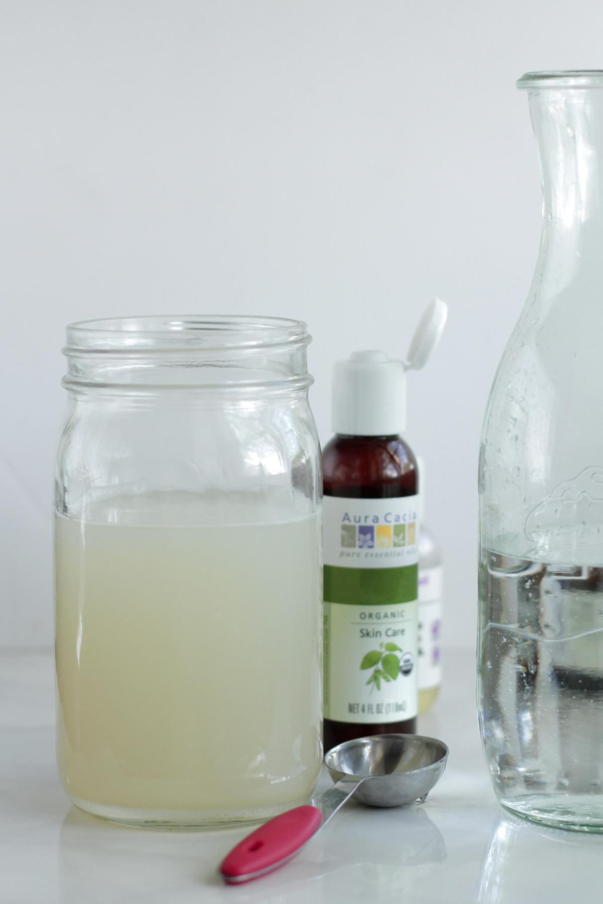 Diy Homemade Liquid Hand Soap Live Simply
