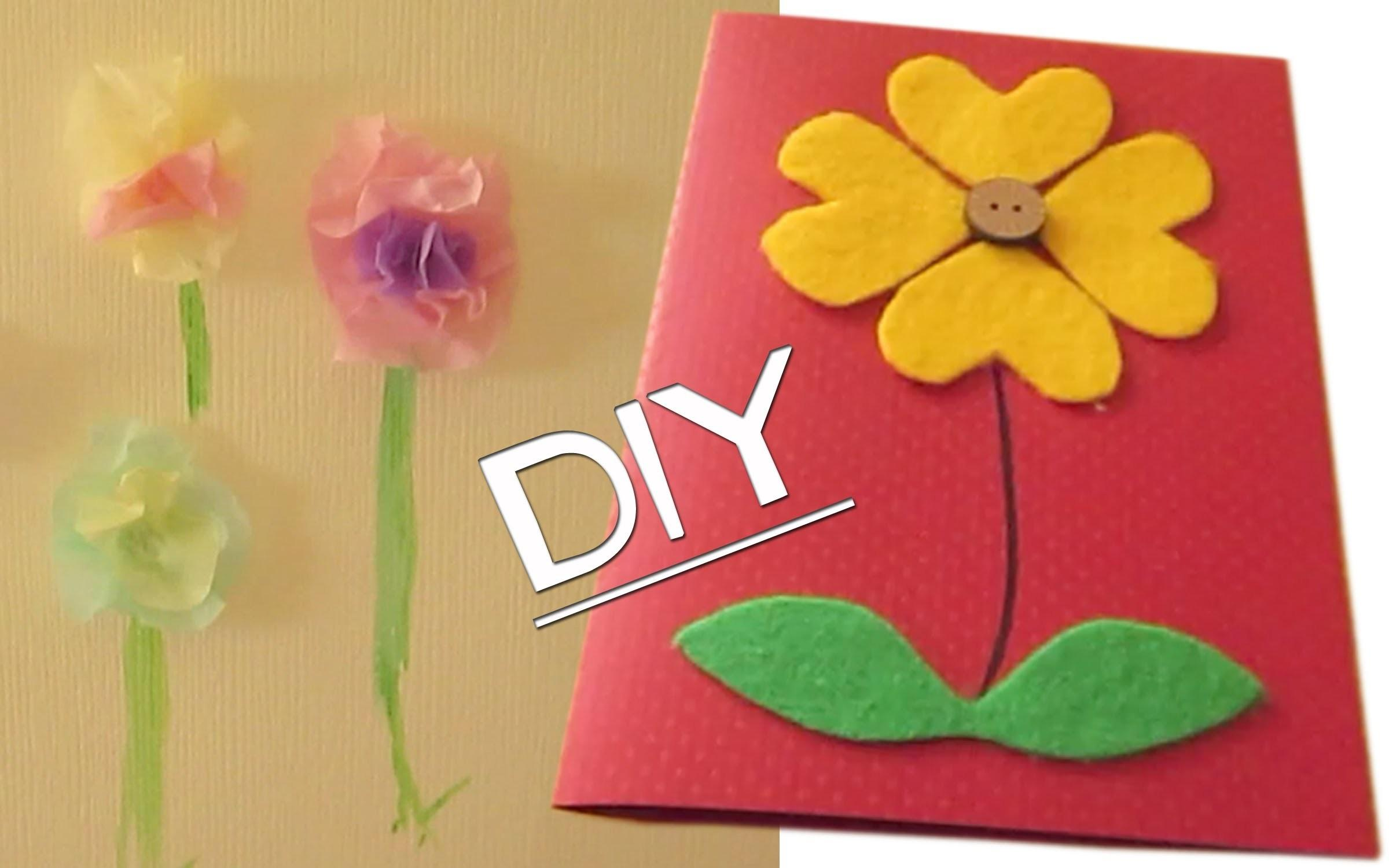 Diy Homemade Mother Day Cards Any Occasion