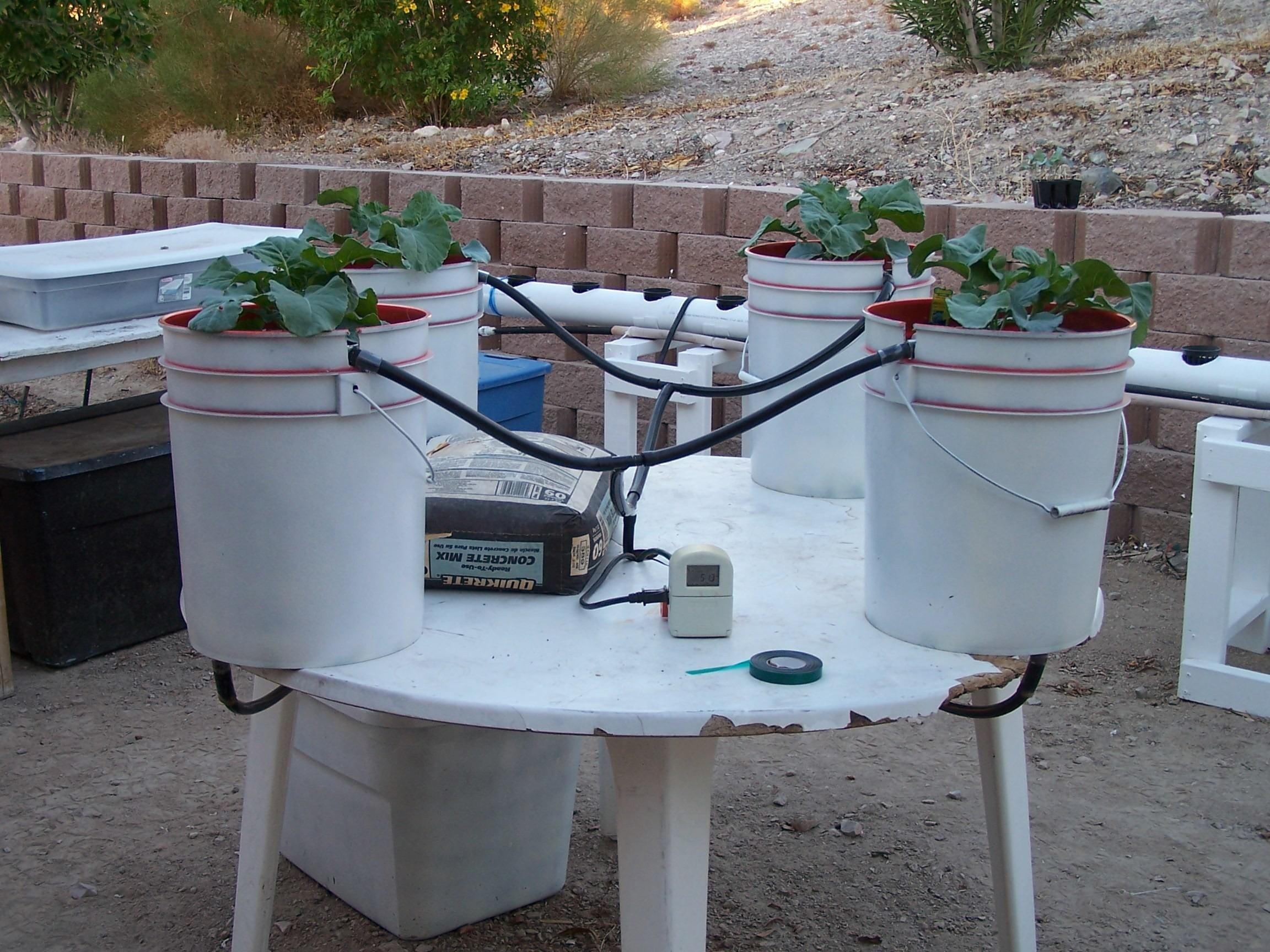 Diy Hydroponic Systems Manufactured