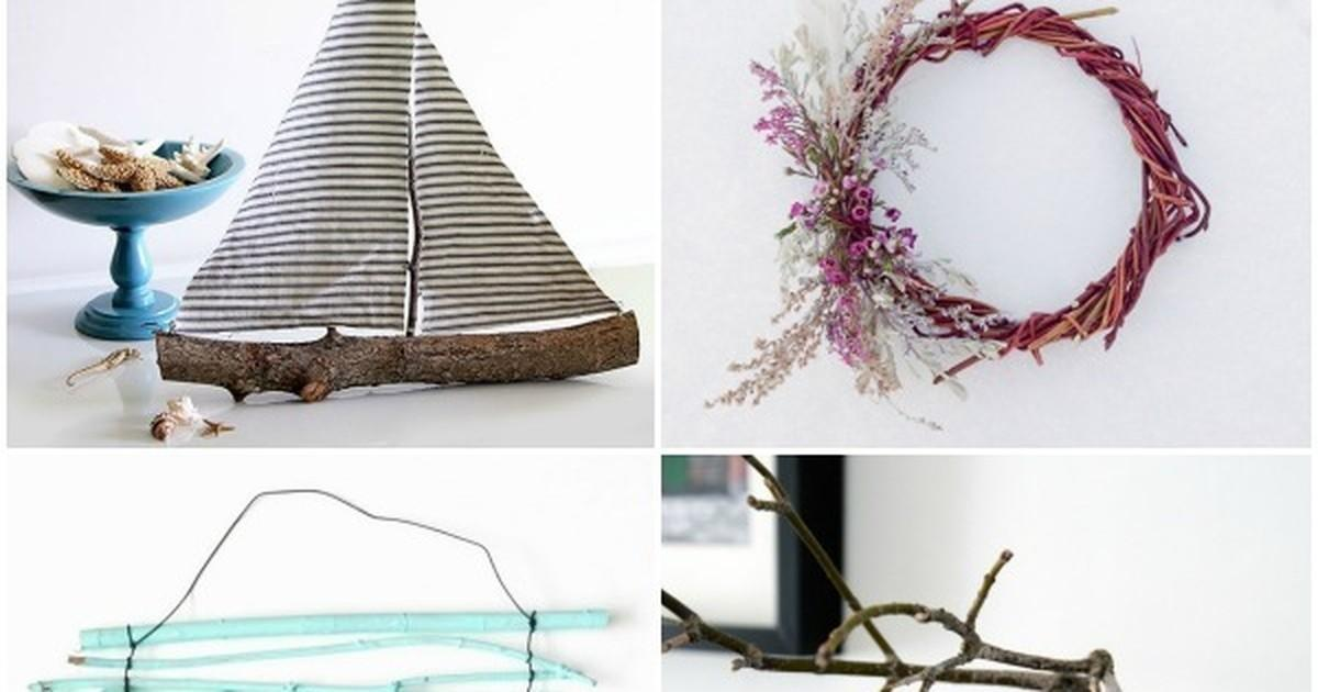 Diy Ideas Decorating Twigs Home Curbly