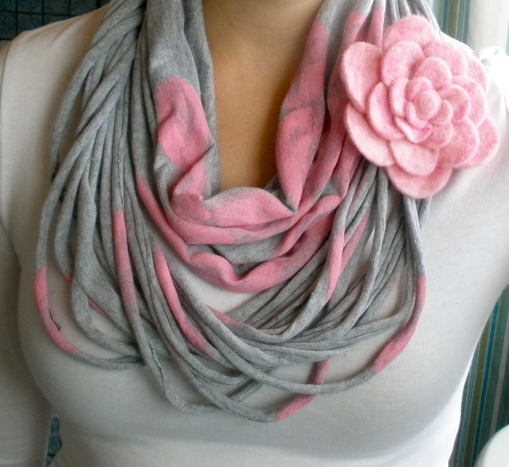 Diy Ideas Scarf Which Going Trendy