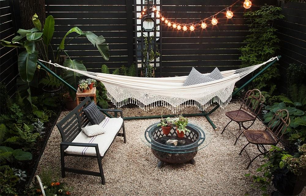 Diy Ideas Stylish Backyard