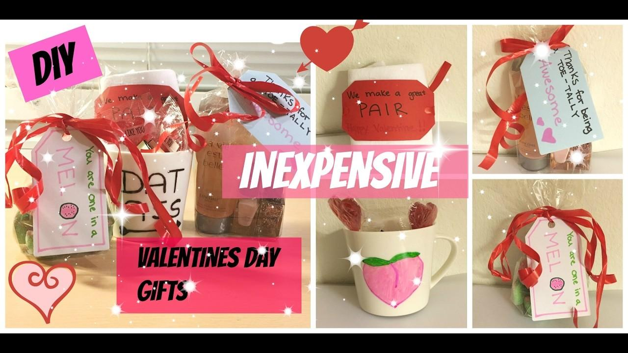Diy Inexpensive Valentines Day Gifts Boyfriend