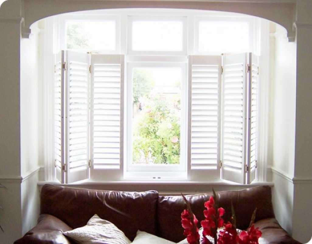 Diy Interior Shutters Window Novalinea Bagni