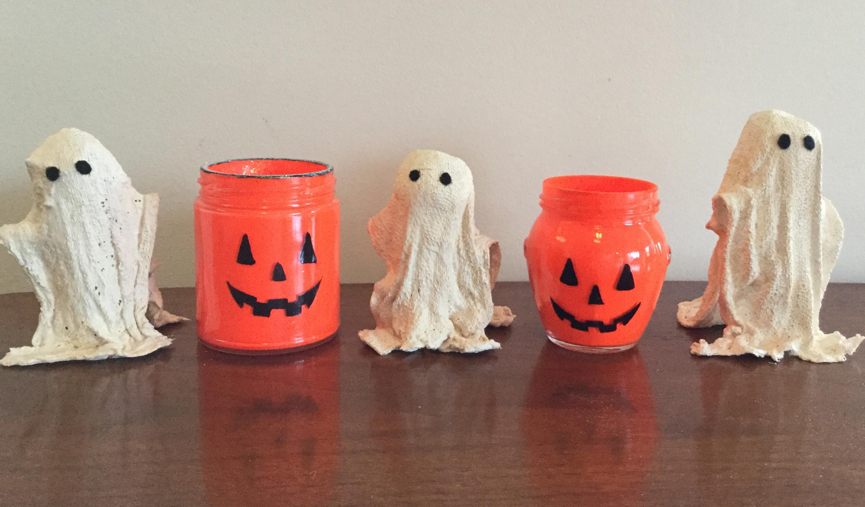 Diy Jack Lantern Jars Your Self