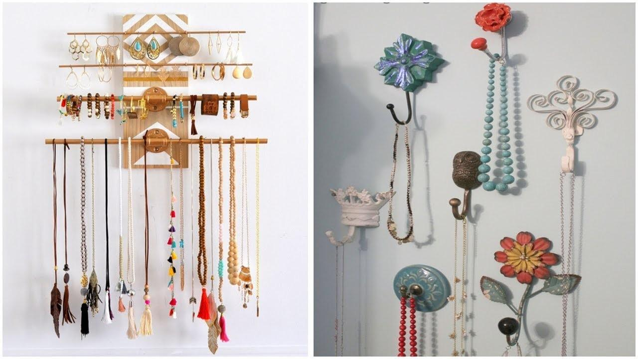 Diy Jewelry Accessory Organizer