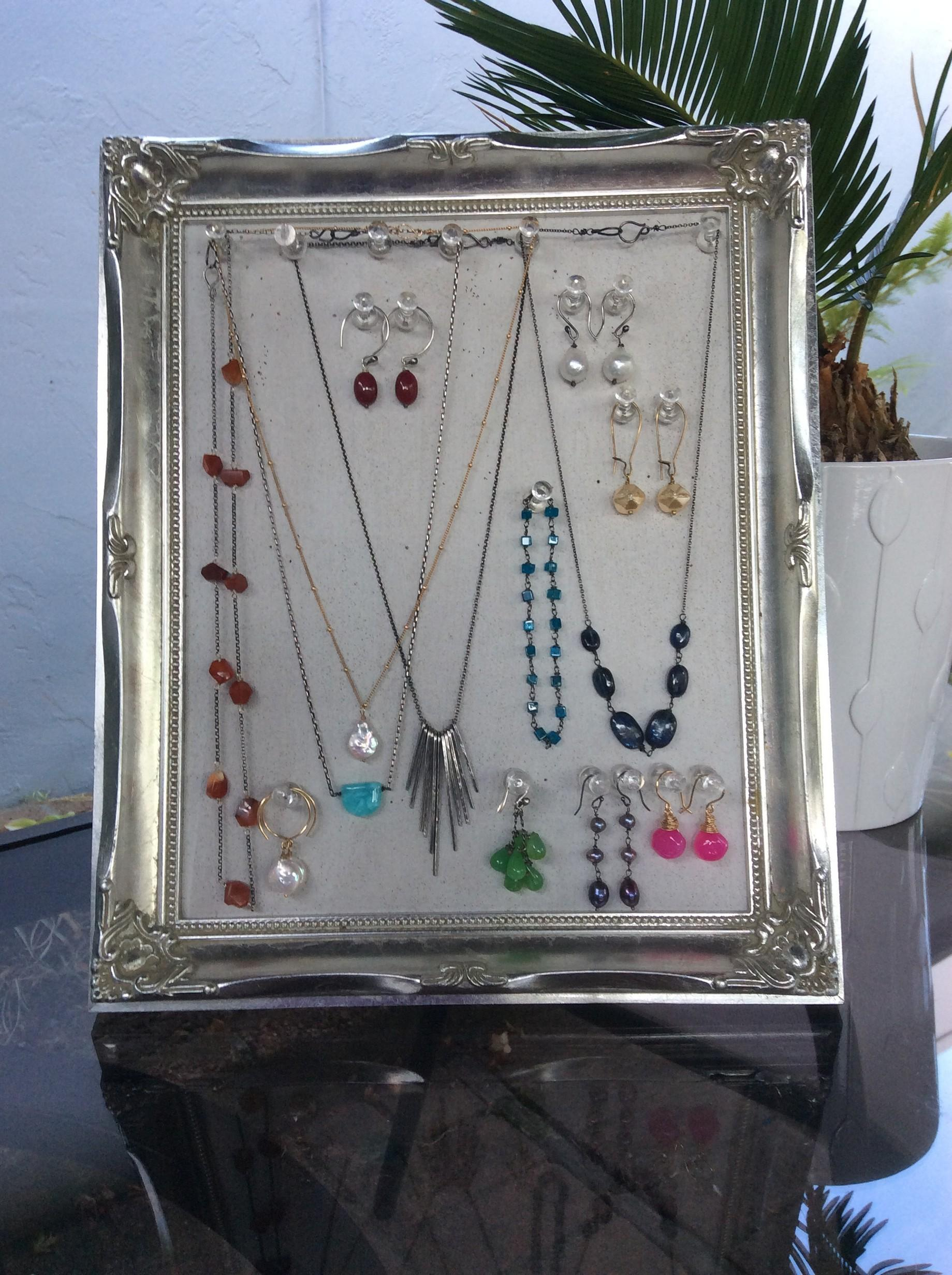 Diy Jewelry Holder Simple Yet Pretty Ideas