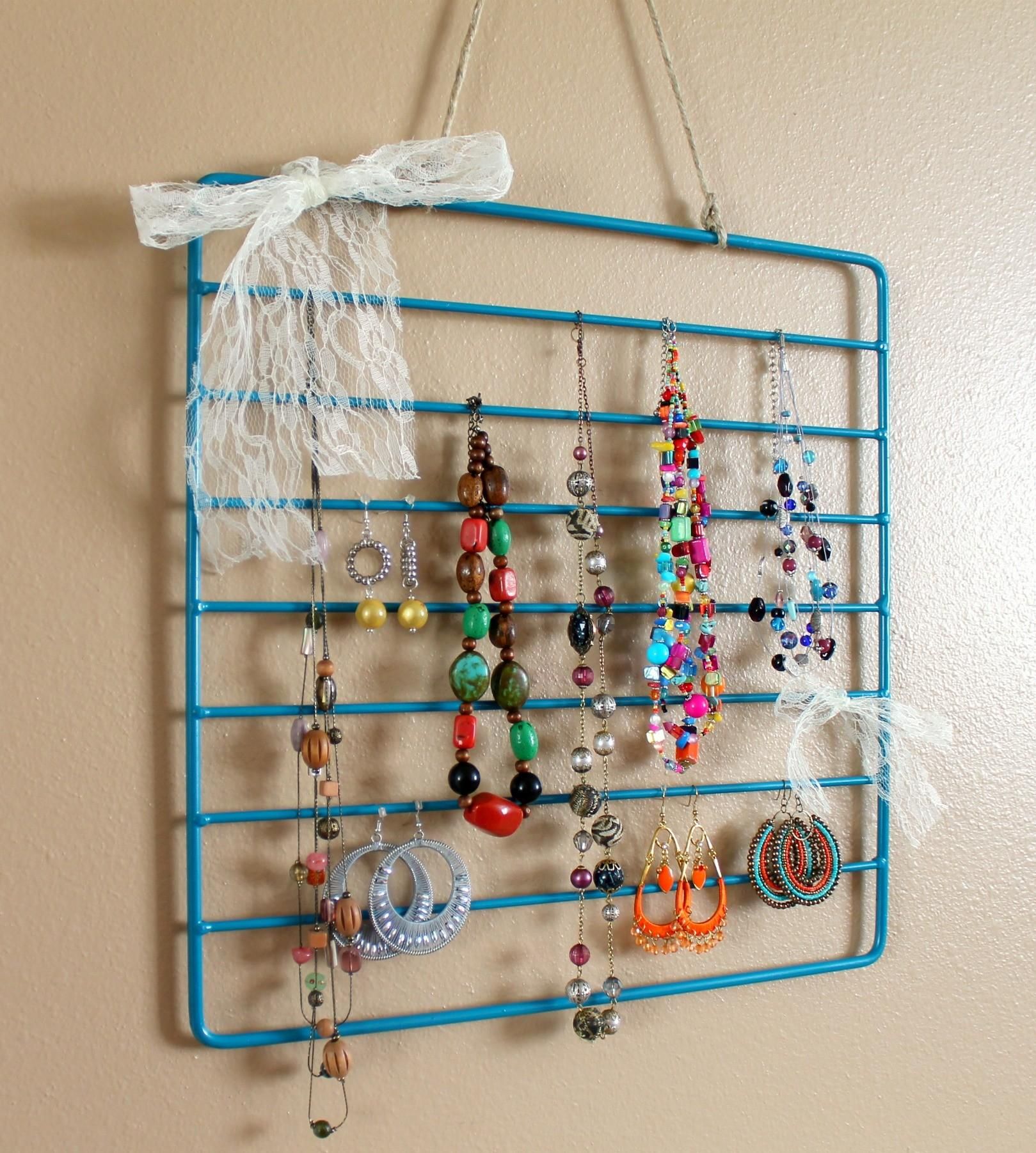 Diy Jewelry Organization Roundup