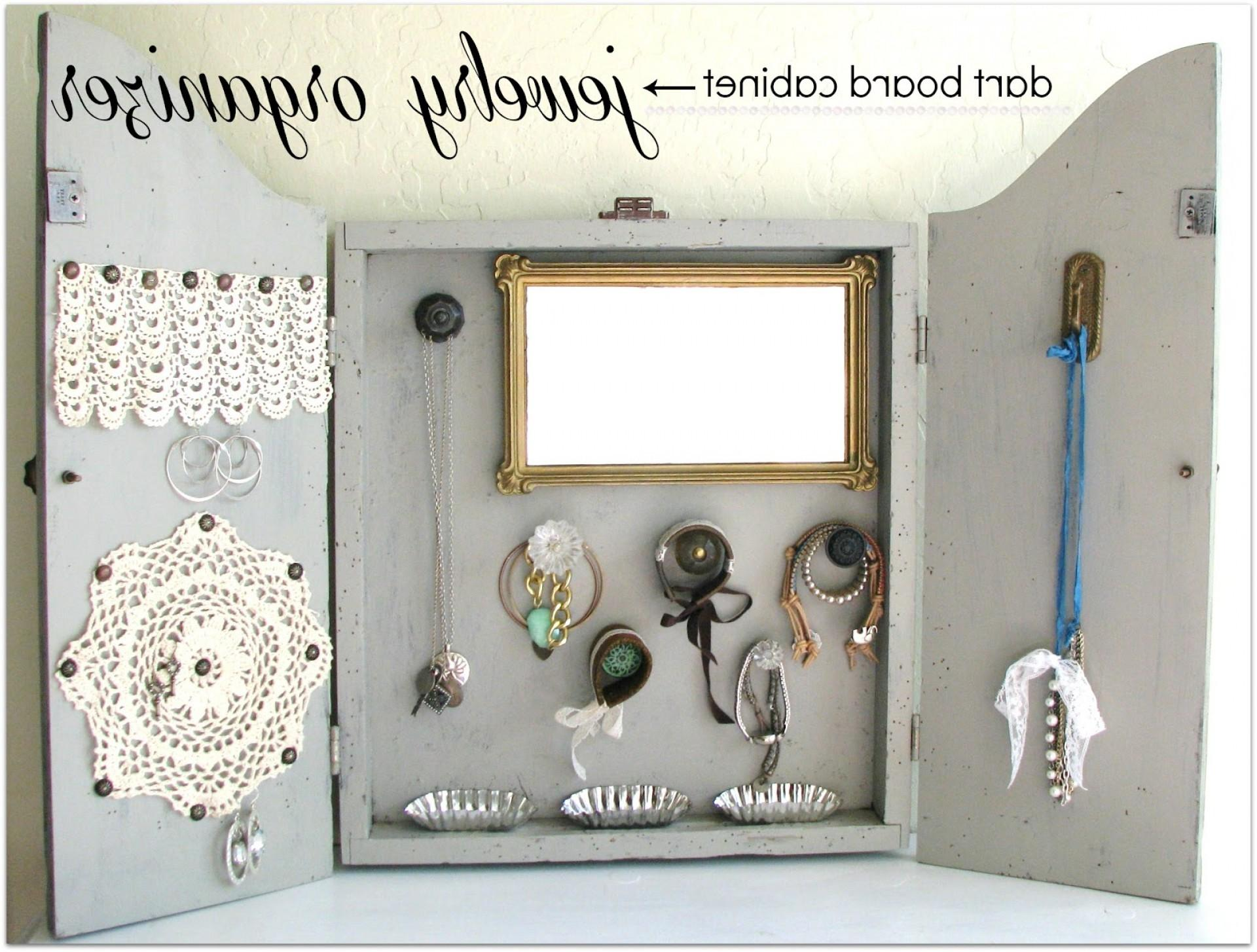 Diy Jewelry Organizer Board Caymancode