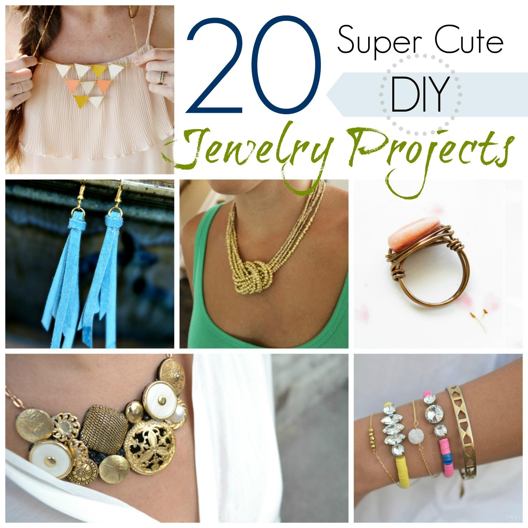 Diy Jewelry Projects Roundup Our Favorite Designs
