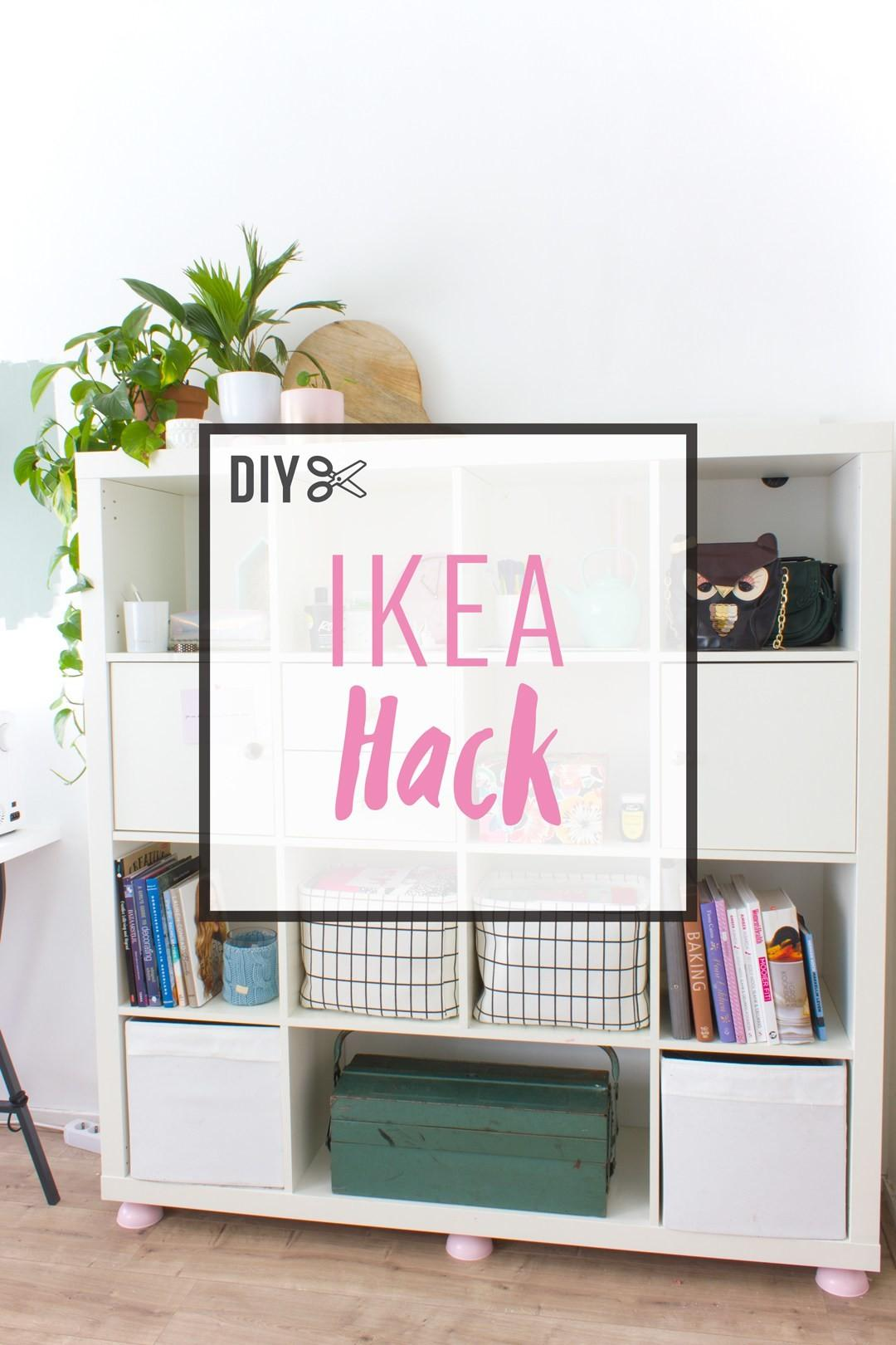Diy Kallax Expedit Hack Make Extraordinary