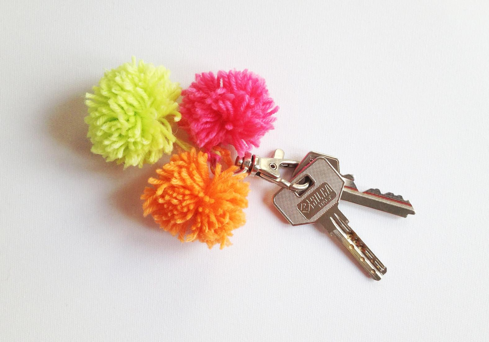 Diy Keychains Your Friends Family