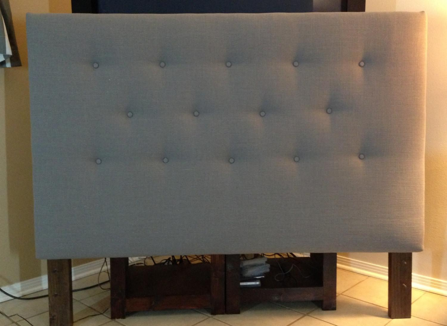 Diy King Headboard Bukit