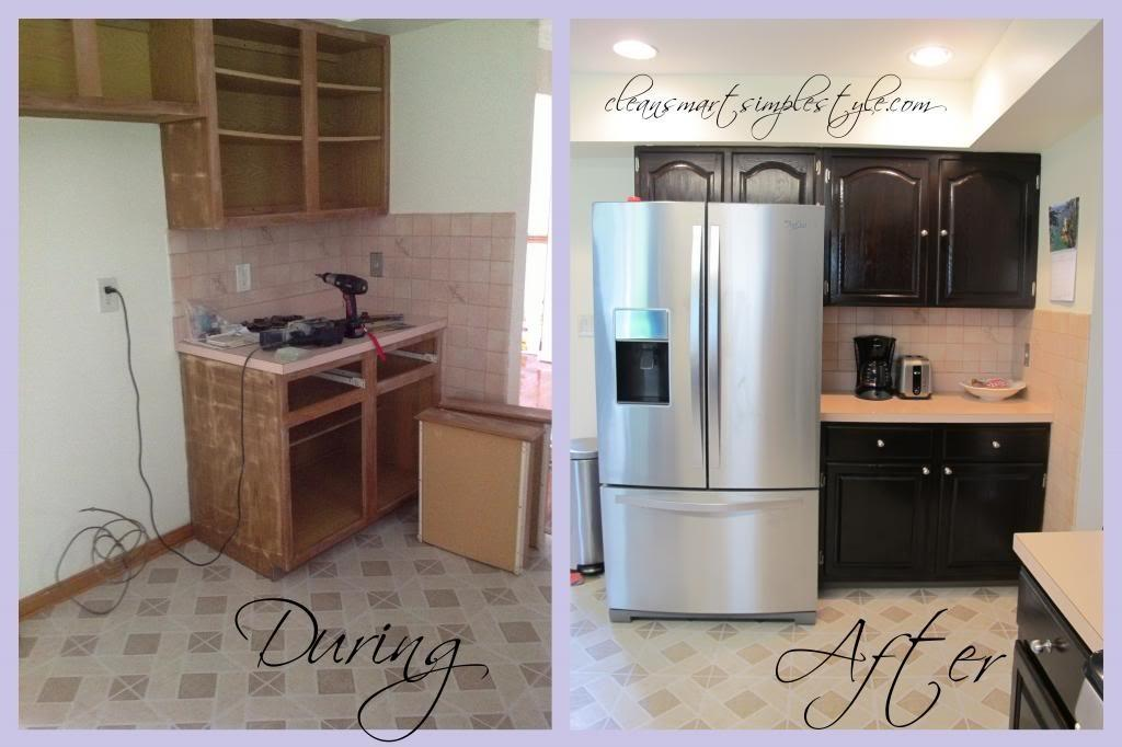 Diy Kitchen Cabinet Makeover Desjar Interior
