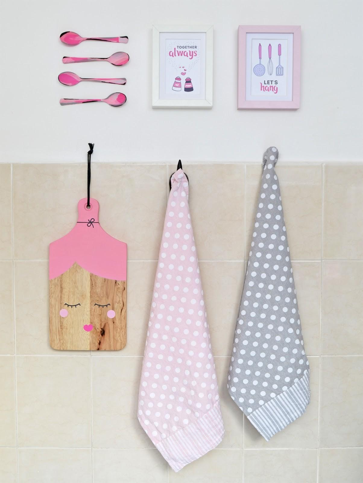 Diy Kitchen Decor Miss Boardy Printables Just