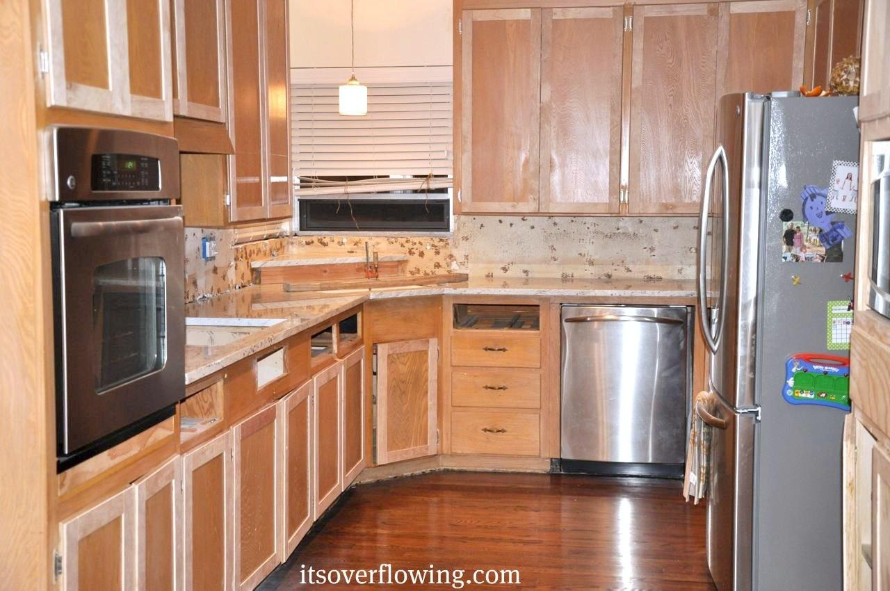 Diy Kitchen Granite Countertops Before After Its